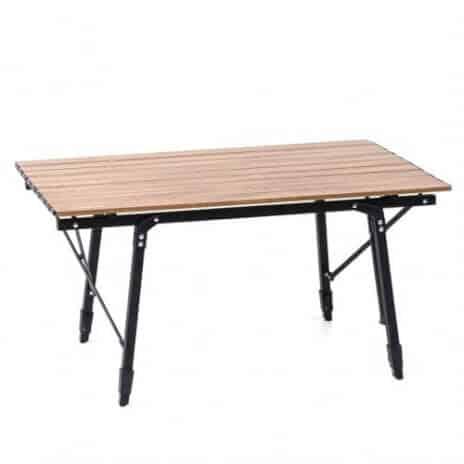 שולחן קמפינג